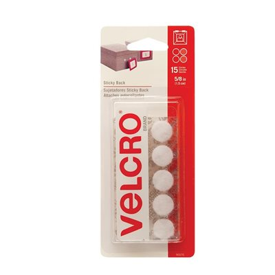 Attaches Velcro®